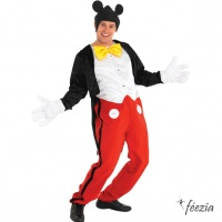 Déguisement Homme Mickey Mouse