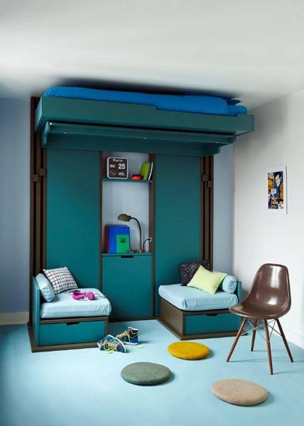 197 mejores im genes sobre children 39 s home en pinterest - Dormitorios infantiles originales ...