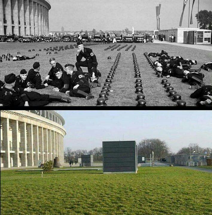 Bu yer bir zamanlar Nazi askeri doluydu Many years ago this place has got many SS Soldiers