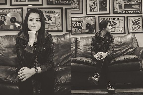 tay jardine , we are the in crowd