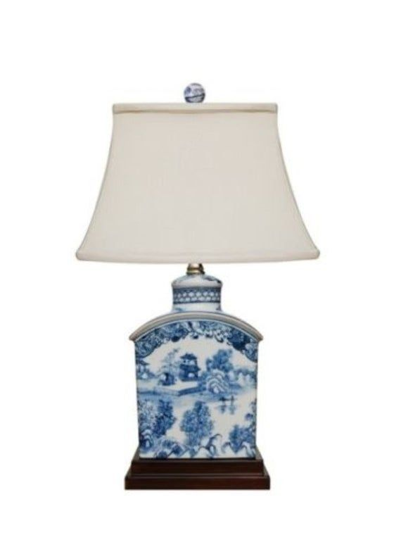 Calvinshire Blue And White Porcelain Table Lamp 9m004 Lamps Plus White Porcelain Table Lamp Blue White