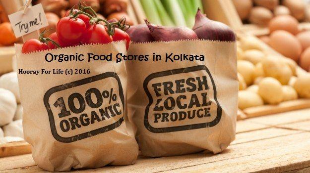 14 Organic Food Stores in Kolkata