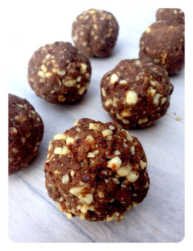 17 Best Images About Healthy Bliss Balls On Pinterest