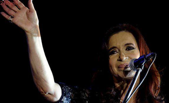 Pesquisa mostra bloco de Cristina Kirchner empatado em eleição para congresso argentino