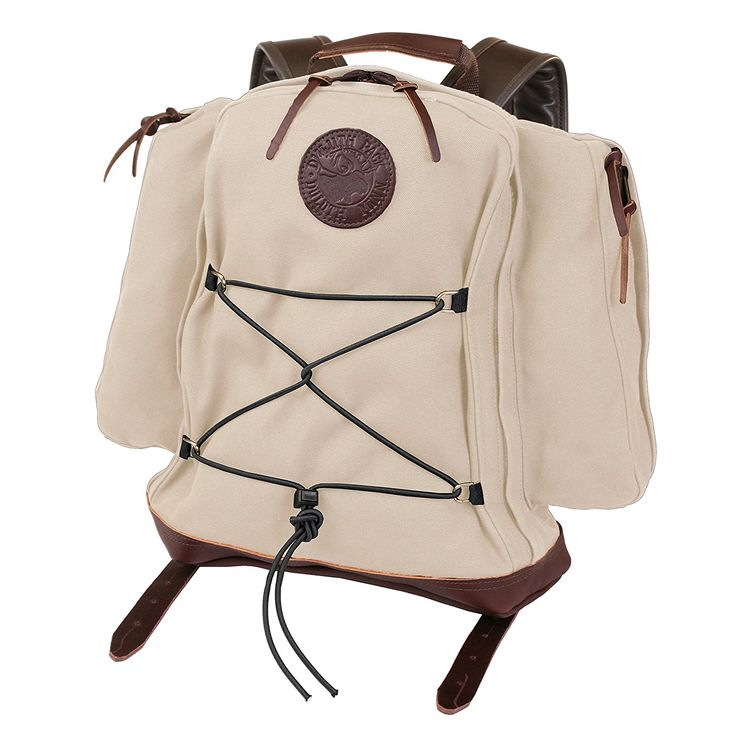Duluth Pack Sparky Bag, Natural -- Don't get left behind, see this great product : Backpacks for hiking