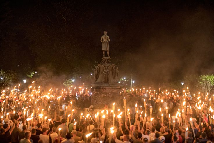 Amateur Sleuths Aim to Identify Charlottesville Marchers but Sometimes Misfire