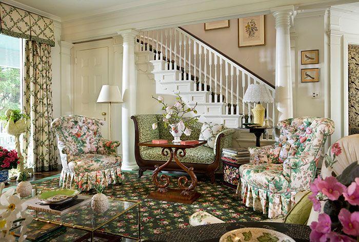 Betty Sherrill's pattern on pattern - McMillen Inc.