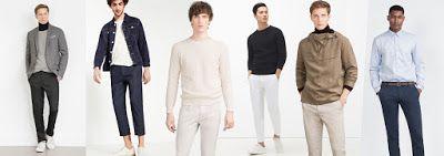 UNIVERSO PARALLELO: Tagli morbidi e colori chiari per i pantaloni di ...
