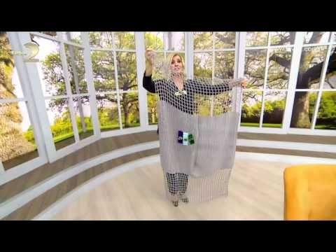 Derya Baykal'la Gülümse: Bere Yapımı - YouTube