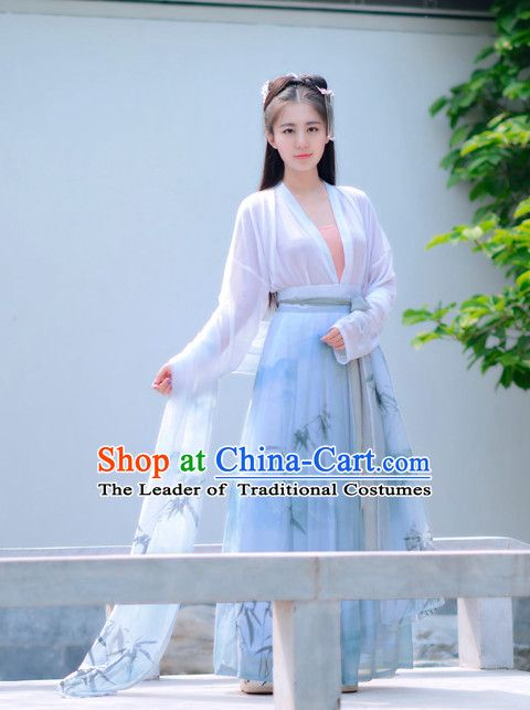 e4da7e896 Top Chinese Tang Dynasty Female Hanfu Clothing Chinese Hanfu Costume Hanfu Dress  Ancient Chinese Costumes and Hat Complete Set for Women Girls Children