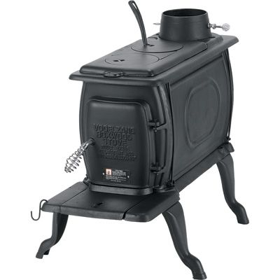 Vogelzang 96,000 BTU Cast Iron Boxwood Stove, Model# BX26E. Another adorable wood stove!