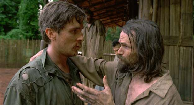 """Rescue Dawn"" (2006) - Dieter Dengler 