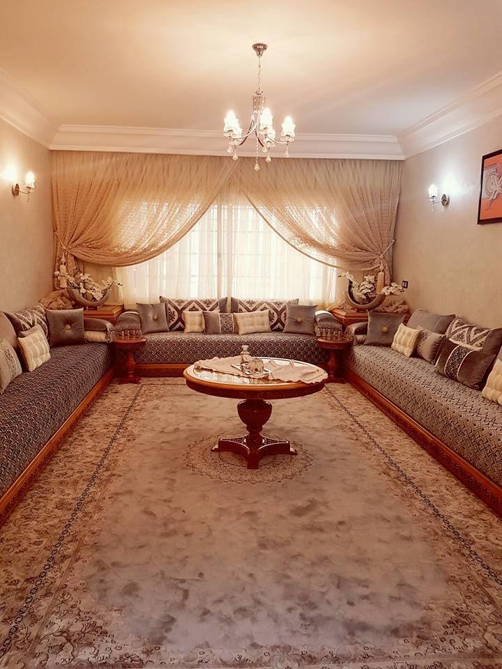 Crea Design | Table decor living room, Moroccan room ...