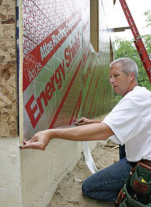 Buyer's Guide to Insulation: Rigid Foam - Fine Homebuilding Article
