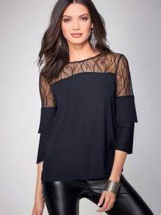Hasil gambar untuk blusas de mujer modernas juveniles