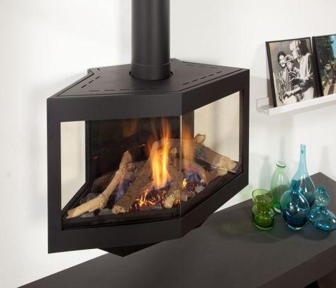 Die besten 25+ Gasfeuer Ideen auf Pinterest Gas-kamine, Wand - deko ofen wohnzimmer