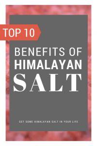 Top 10 benefits of himalayan salt  benefoits salt himalayan