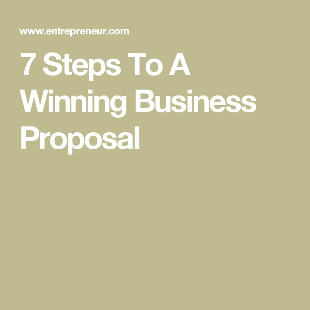 The 25+ best Business proposal ideas on Pinterest Business - business propsal template