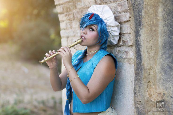 GrumpyDess Aladdin-Magi: The Labyrinth of Magic! - Model:Grumpydess