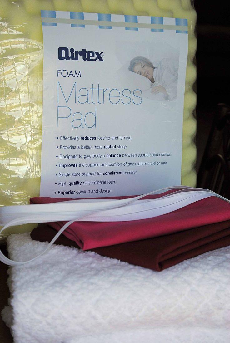 Sew an orthopedic dog bed