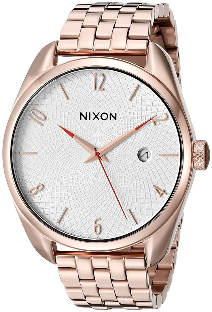 Nixon Bullet Watch - Women's >>> Check out the watch by visiting the link.