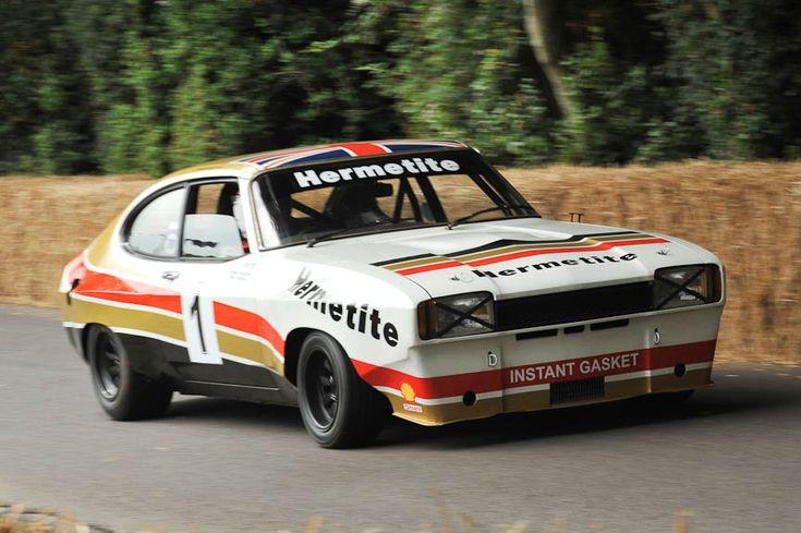フォード カプリ MkII 3000GT(1974年)