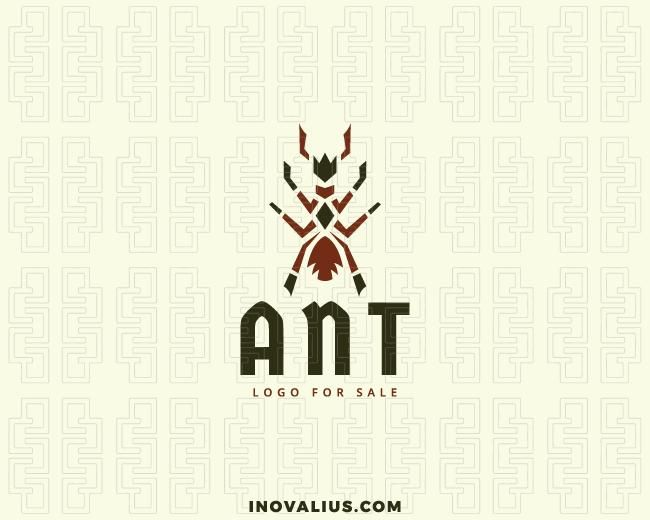 Black Ant Logo