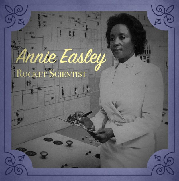 Annie Easley (1933-2011), a rocket scientist who developed software for Centaur, one of NASA's most important high-energy rocket launchers. | 23 Black Female Scientists Who Changed The Damn World