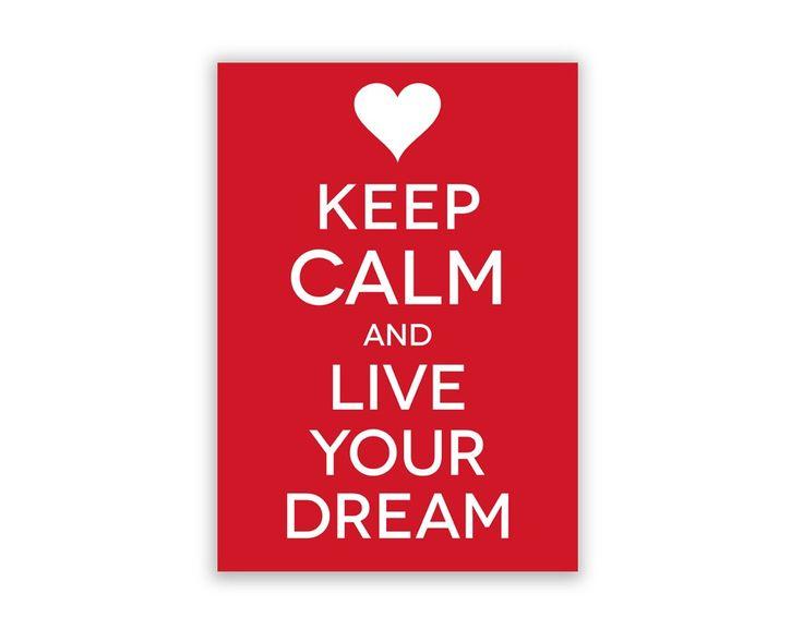 Keep Dream lamina