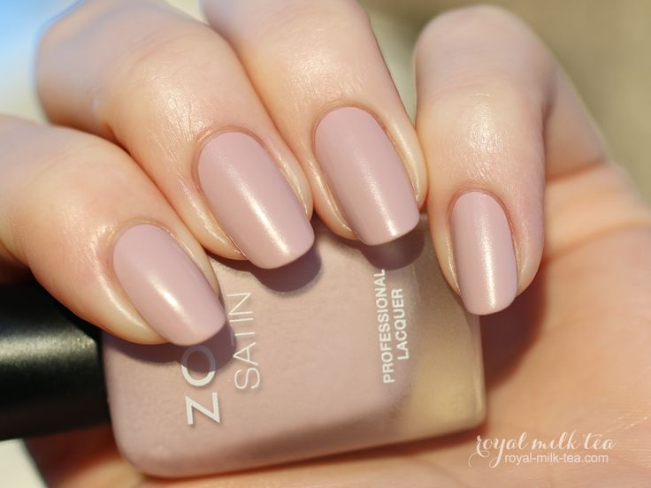 Zoya: Naturel Satins