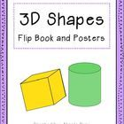 This ready-made, easy-to-assemble, 3D shapes flip book covers sphere, cylinder, cone, pyramid, cube, and rectangular prism.