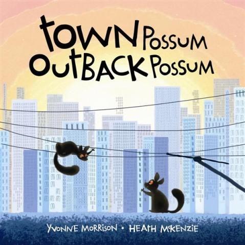 Town Possum, Outback Possum -  Yvonne Morrison