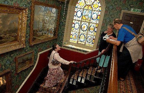 Inside Elizabethan House Museum Family ticket abt £10.50
