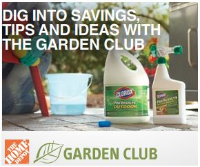 Home Depot Garden Club High Value Coupons For All Seasons