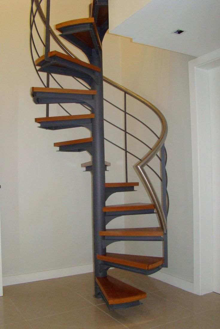 Escalera caracol escaleras caracol pinterest staircases mezzanine and mezzanine loft - Escaleras de caracol economicas ...