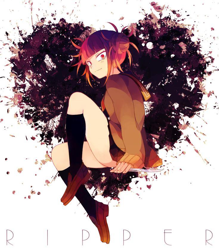 Toga Himiko - knife, heart