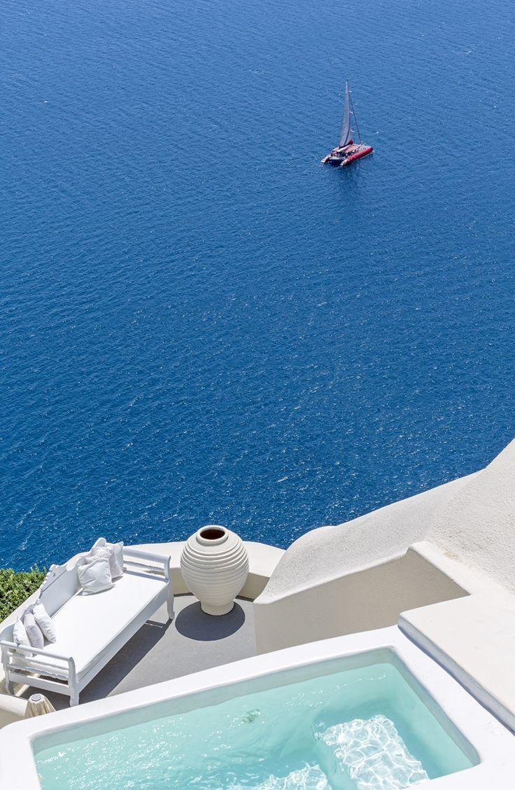 Santorini, Greece | Visit Greece with WIMCO Villas and Hotel http://www.wimco.com/villa-rentals/europe/greece/