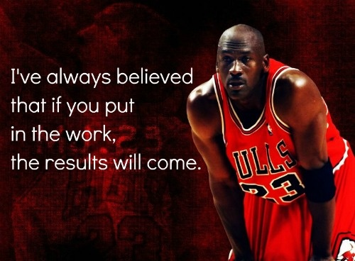 Image result for quote from michael jordan about work ethic