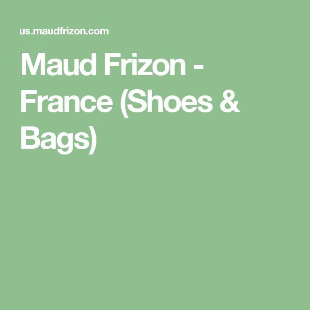 Maud Frizon - France         (Shoes & Bags)