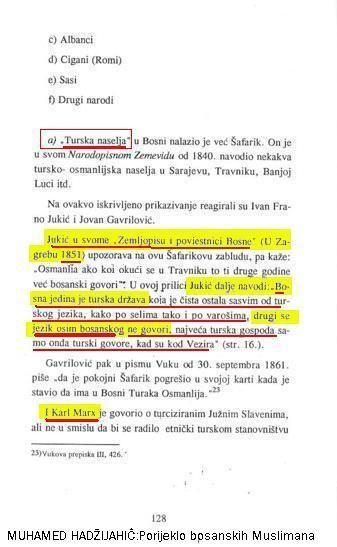 U Bosni se govori samo Bosanski jezik lingvistika jukic