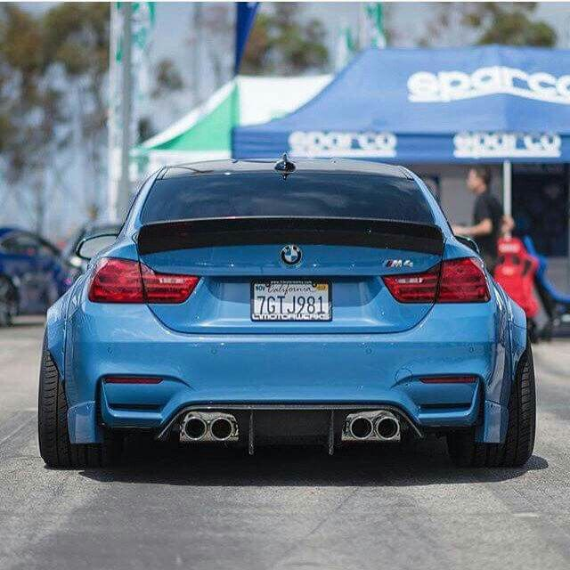 BMW F82 M4