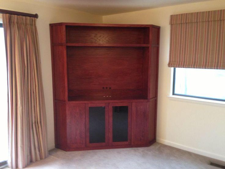 Best Tv For Family Room Part - 22: Built In Corner Entertainment Center For 65 Tv - Bing Images