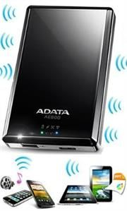 ADATA DashDrive Air AE800 Wireless (500GB) Hard Disk Drive (Black) with 5200mAh Power Bank , Retail Box, 3 year warranty .http://www.satelectronics.co.za/Specials.aspx
