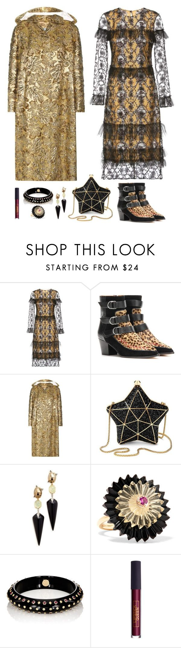 """Happy New Year!!"" by musicfriend1 ❤ liked on Polyvore featuring Burberry, Isabel Marant, Prada, Aspinal of London, Alexis Bittar, Alice Cicolini, Mark Davis and Lipstick Queen"
