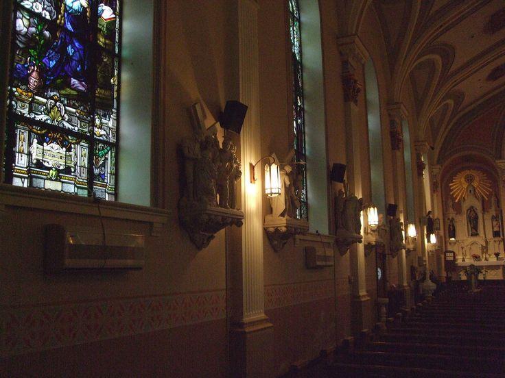 https://flic.kr/p/8CFvWk | St. Bernard Catholic Church, Springfield, OH