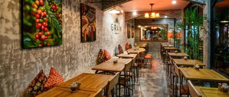 Grain Espresso Coffee Spots Bali kids guide