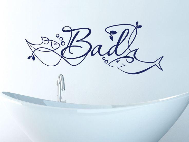 17 best ideas about wandtattoo bad on pinterest | toilette design