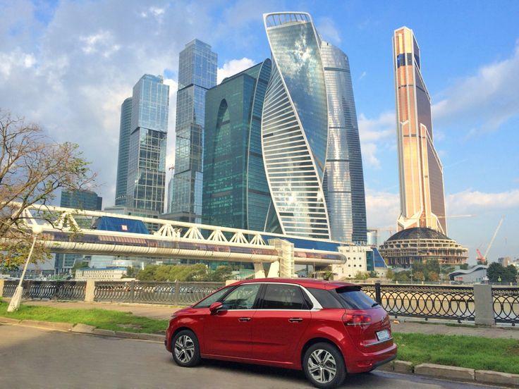 #C4Picasso #MoskvaCity Credits @ManuChapodze