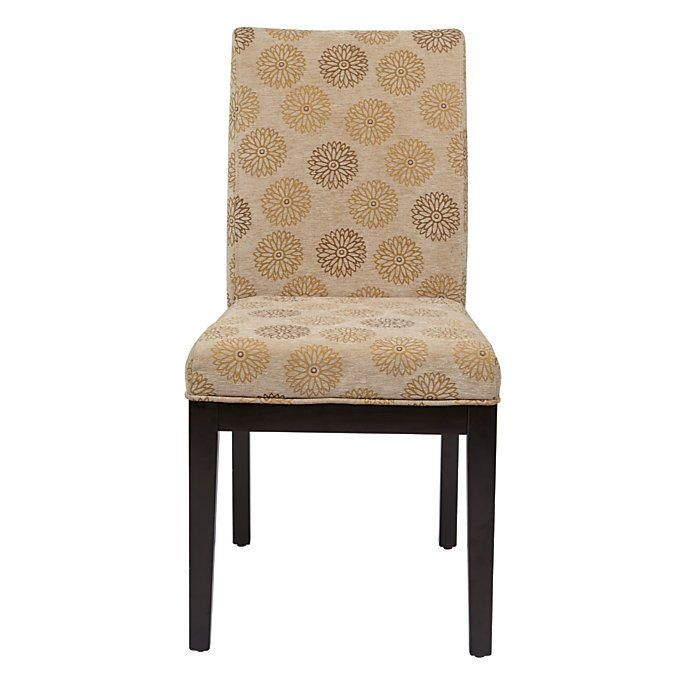 * CAPRI CREAM DESK CHAIR
