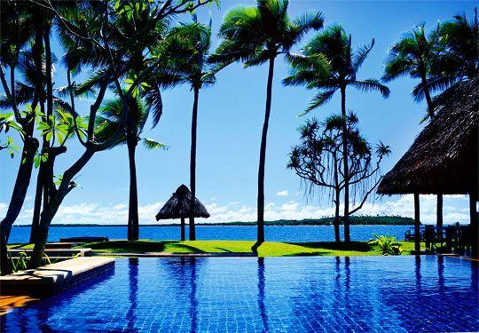 The Westin Denarau Island Resort in Fiji...
